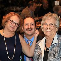 Cathy and Chris Amen, Martha Todd