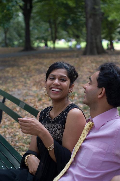 Viri & Joya Engagement - Sep 2007