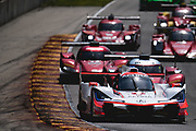 August 5 2018: IMSA Weathertech Continental Tire Road Race Showcase. 6 Acura Team Penske, Acura DPi, Juan Pablo Montoya, Dane Cameron