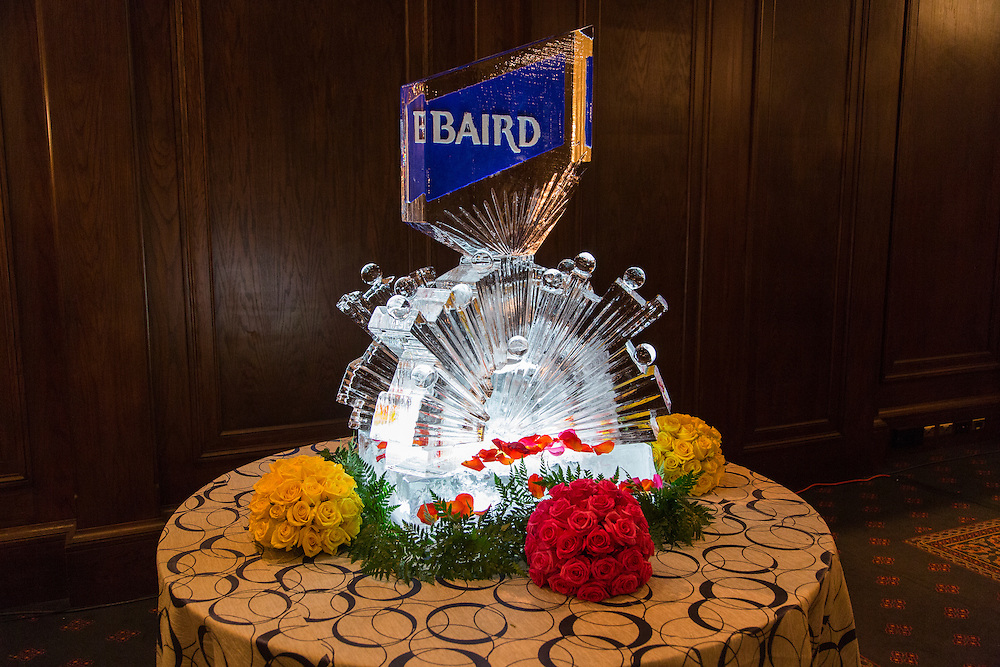 Baird's annual conference at The American Club in Kohler, WI.