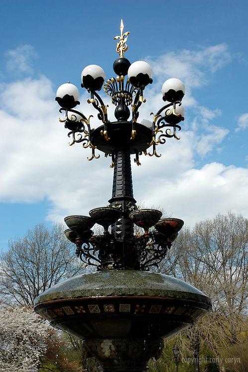 Cherry Hill Fountain