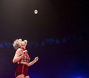 La Soiree <br /> at the <br /> Spiegeltent in Leicester Square, London, Great Britain <br /> press photocall <br /> 14th November 2016 <br /> <br /> <br /> Olivia Porter <br /> <br /> <br /> <br /> <br /> Photograph by Elliott Franks <br /> Image licensed to Elliott Franks Photography Services