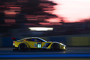 June 13-18, 2017. 24 hours of Le Mans. 63 Corvette Racing, Corvette C7R, Jan Magnussen, Antonio Garcia, Jordan Taylor