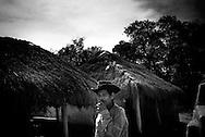 Captive and free Guarani communities. Yauti (alta Parapeti)