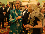 MERIDA DRYSDALE; THE HON MRS. MARY CLARE HORN, The National Trust for Scotland Mansion House Dinner. Mansion House, London. 16 October 2013