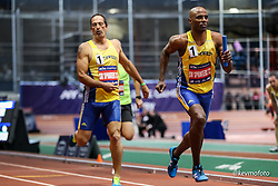 2020 NYRR Millrose Games<br /> New York, NY  2020-02-08<br /> world record, Masters Men 4x400 relay, Southwest