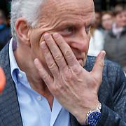 """NLD/Alkmaar/20180518 - Perspresentatie """"Nederland staat op tegen kanker"""" officiele start, Peter R. de Vries"""