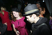 l to r: Jennifer Ouellette and Zandy Mangold at the Launch of Ouellete Hats for Men held at The Empire Hotel Rooftop on March 12, 2009 in New York City ..Jennifer Ouellette's presence in the fashion world continues to grow. Her designs have appeared in Vogue, W, In Style, Glamour, Domino, Modern Bride and Harper's Bazaar. Her work has been recognized in the fashion pages of the New York Times, seen on the NBC Today show and is frequently featured in the Barneys New York catalogs. Such luminaries as Jessica Simpson, Winona Ryder, Jennifer Lopez, Sarah Jessica Parker, Gwen Stefani, Britney Spears, Hilary Duff, Angelina Jolie and Deborah Messing are often seen wearing her hats and accessories.