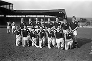 24/02/1963<br /> 02/24/1963<br /> 24 February 1963<br /> Railway Cup Semi-Final: Leinster v Connacht at Croke Park, Dublin.<br /> Connacht team.
