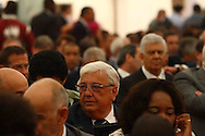 President of the Board of Directors, Antonio Mota, Mota Engil , Portuguese Construction Company.
