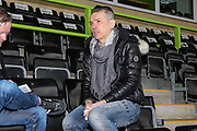 Forest Green Rovers Chairman Dale Vince during the EFL Sky Bet League 2 match between Forest Green Rovers and Mansfield Town at the New Lawn, Forest Green, United Kingdom on 24 March 2018. Picture by Shane Healey.