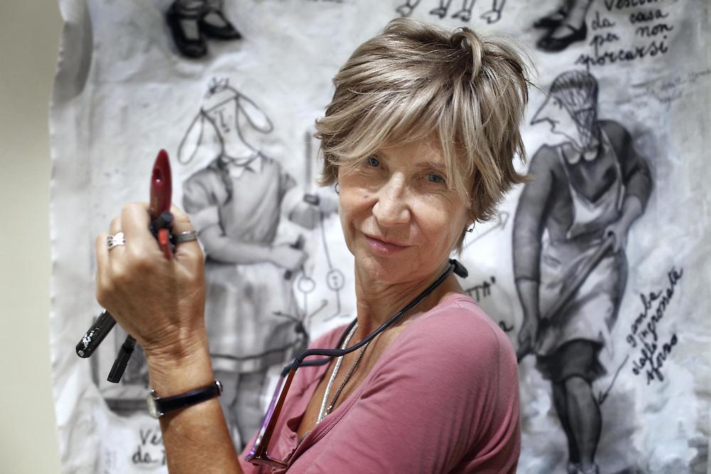 Chiara Rapaccini artista artist