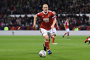 Nottingham Forest midfielder Ben Watson (32) during the EFL Sky Bet Championship match between Nottingham Forest and Barnsley at the City Ground, Nottingham, England on 24 April 2018. Picture by Jon Hobley.
