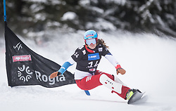 Kummer Patrizia during the FIS snowboarding world cup race in Rogla (SI / SLO) | GS on January 20, 2018, in Jasna Ski slope, Rogla, Slovenia. Photo by Urban Meglic / Sportida