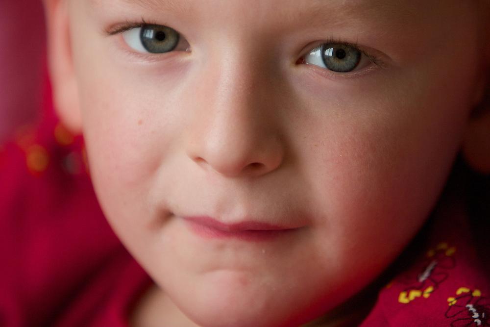Portrait of Kyle