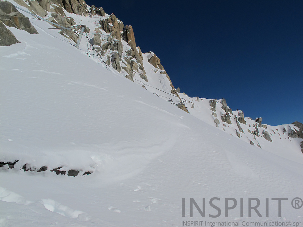 View over Mount Blanc. Photo: Tuuli Sauren / Inspirit International Communications