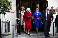 GBR: Queen Elizabeth II Admitted To Hospital With Stomach Bug