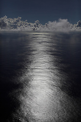 INDIAN OCEAN 26MAR13 - Sunny weather and some cloud formation in the Indian Ocean.<br /> <br /> The Greenpeace ship Esperanza is on patrol in the Indian ocean documenting illegal fishing vessels.<br /> <br /> jre/Photo by Jiri Rezac / Greenpeace