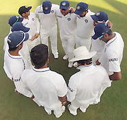 Cricket - India v England 1st Test Day 4