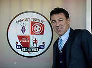 Crawley Town v Colchester Utd 28/12/2014