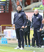 Dundee manager Paul Hartley- Dundee United v Dundee at Tannadice Park in the SPFL Premiership<br /> <br />  - &copy; David Young - www.davidyoungphoto.co.uk - email: davidyoungphoto@gmail.com