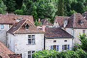 """Saint-Cirq-Lapopie is a commune in the Lot department in south-western France. It is a member of the Les Plus Beaux Villages de France (""""The most beautiful villages of France"""") association."""