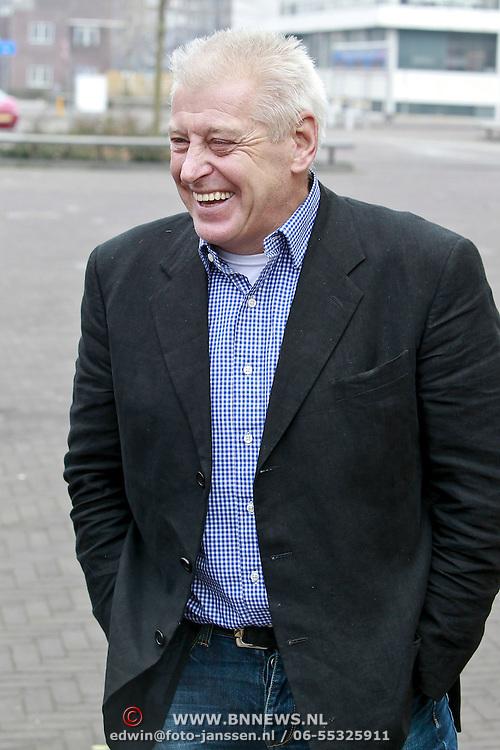 NLD/Amsterdam/20110314 - Presentatie nieuwe Helden en 14 jarig bestaan Johan Cruijff Foundation, Piet Schrijvers