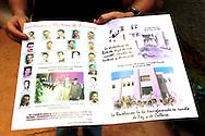Heroes and martyrs of Artemisa, Cuba.