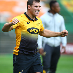 Schalk Brits of South Africa during the South African - Springbok Captain's Run at DHL Newlands Stadium. Cape Town.South Africa. 22,06,2018 23,06,2018 Photo by (Steve Haag JMP)