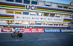 TRATNIK Jan of Slovenia during the Men Elite Individual Time Trial a 52.5km race from Rattenberg to Innsbruck 582m at the 91st UCI Road World Championships 2018 / ITT / RWC / on September 26, 2018 in Innsbruck , Austria.Photo by Vid Ponikvar / Sportida