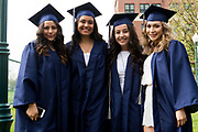 DENVER, CO - MAY 26: Arrupe Jesuit High School 2017 Commencement Exercises at Regis University on May 26, 2017, in Denver, Colorado. (Photo by Anya Semenoff/for Arrupe Jesuit High School)