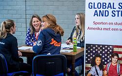18-03-2017 NED:  Finale NOJK B finalisten, Doetinchem<br /> De B-teams waren de finaledag actief in Doetinchem, waar zij in het Topsportcentrum sportief zullen uitvechten wie zich het komende jaar Nederlands kampioen mag gaan noemen / Cintha Boersma