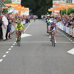 Boels Rental Ladiestour 2013 Bunde - Valkenburg stag won by Tatiana Guderzo