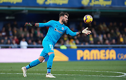 January 20, 2019 - Villarreal, Castellon, Spain - Yago Herrerin of Athletic Club de Bilbao during the La Liga Santander match between Villarreal and Athletic Club de Bilbao at La Ceramica Stadium on Jenuary 20, 2019 in Vila-real, Spain. (Credit Image: © Maria Jose Segovia/NurPhoto via ZUMA Press)