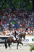 Charlotte Dujardin - Valegro<br /> CHIO Aachen 2014<br /> © DigiShots