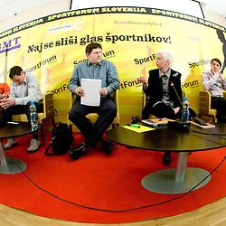 20100317: SLO, SportForum Slovenija, Izzivi slovenske odbojke