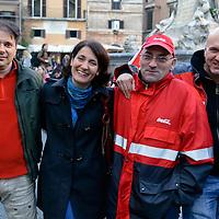Carla Ruocco , lavoratori Coca Cola
