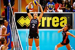 20140917 NED: Gelderland Cup, Nederland - Turkije, Doetinchem<br /> Femke Stoltenborg<br /> ©2014-FotoHoogendoorn.nl / Pim Waslander