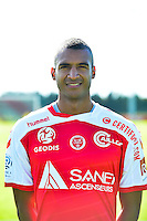 David NGOG - 28.09.2015 - Photo officielle Reims - Ligue 1<br /> Photo : Dave Winter / Icon Sport