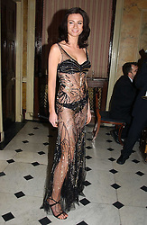 MARIE DONOHUE at a party to celebrate Pamela Anderson's new role as spokesperson and newest face of the MAC Aids Fund's Viva Glam V Campaign held at Home House, Portman Square, London on 21st April 2005.<br />