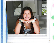 Briana Nespral 15's Photo Shoot at Little River Studios..Downtown Miami 2012.