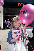 Shara Claffey Craughwell, at the opening of HMV Galwayat Edward square. Photo:Andrew Downes