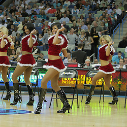 20 December 2008:  during a NBA regular season game between the Sacramento Kings and the New Orleans Hornets at the New Orleans Arena in New Orleans, LA. .