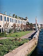 Sumahan hotel on the Bosphorus