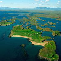 Straumfjörður séð til norðvesturs, Borgarbyggð áður Álftaneshreppur / Straumfjordur viewing northewest, Borgarbyggd former Alftaneshreppur.