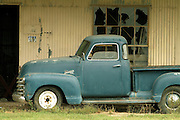 Old truck, Hopsons Plantation Clarksdale, MS