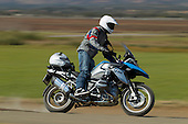 BMW K50 R1200GS Launch