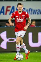 ALKMAAR - 04-12-2015, AZ - ADO Den Haag, AFAS Stadion, AZ speler Mattias Johansson
