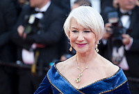Actress Helen Mirren at the Girls Of The Sun (Les Filles Du Soleil) gala screening at the 71st Cannes Film Festival, Saturday 12th May 2018, Cannes, France. Photo credit: Doreen Kennedy