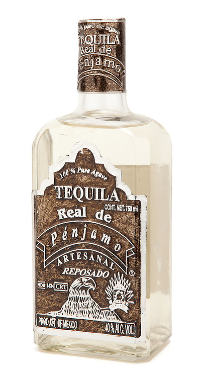 Real de Penjamo Tequila Reposado -- Image originally appeared in the Tequila Matchmaker: http://tequilamatchmaker.com